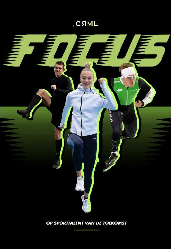Voorkant van Focus boek door Carmel Boon